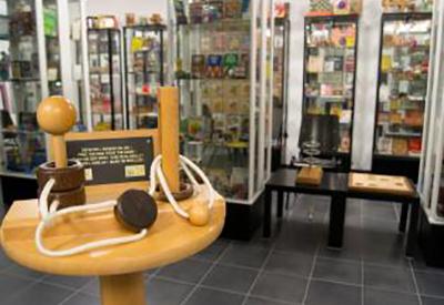 Impressie van Puzzelmuseum Joure