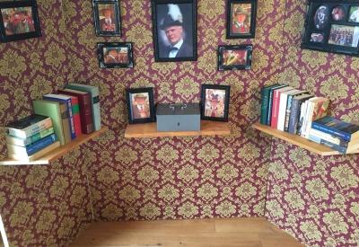 Impressie van Herr Baron escape room