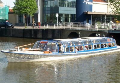 Afbeelding van Rondvaart Harlingen