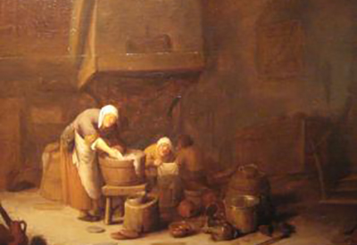 Impressie van Museum Vekemans